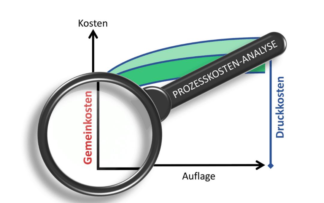 Profitabilität für Druckereien durch Prozesskosten-Analyse