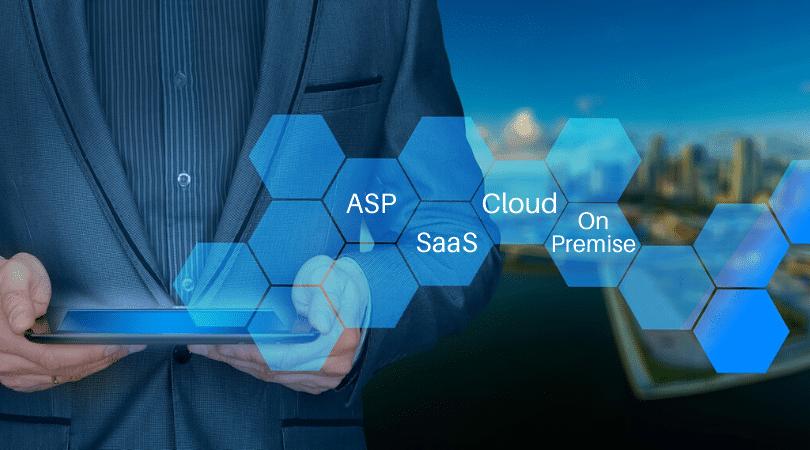 Was bedeuten Cloud, SaaS, ASP und OnPremise