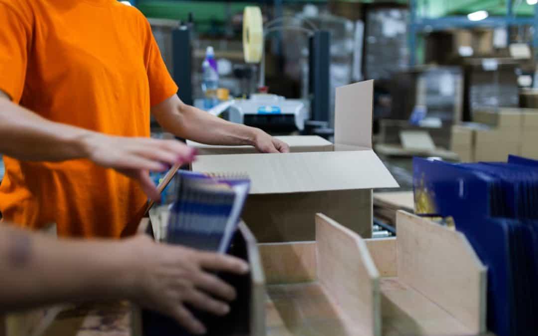 """""""Lagerhaltung On-Demand"""" als Geschäftschance für Druckbetriebe"""